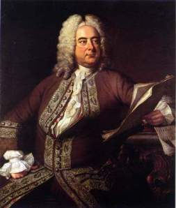 George Frideric Handel, by Thomas Hudson (1749).