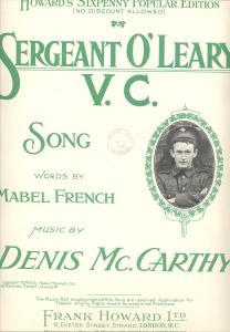 Sergeant O'Leary V.C.A1915.224